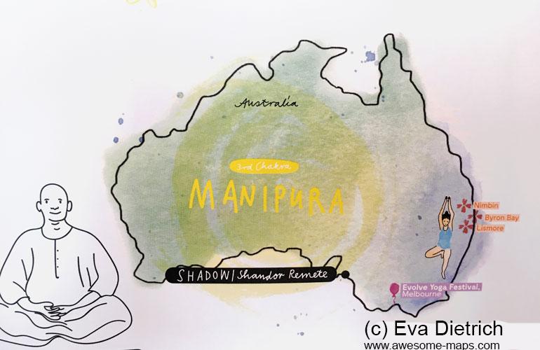 Manipura (c) Eva Dietrich