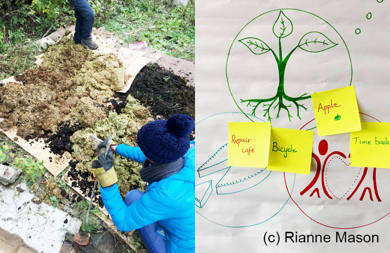Permaculture principles (c) Rianne Mason