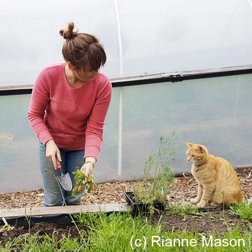 Gardening (c) Rianne Mason