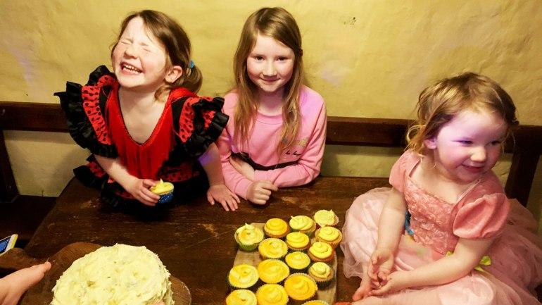 Birthday party at Henbant (c) Rianne Mason